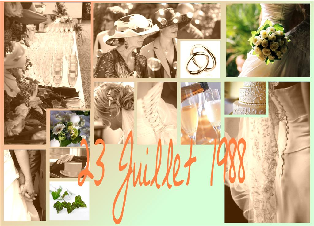 Que la mariée 23 juillet